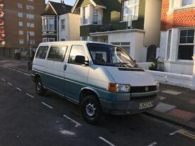 VW T4 Bilbo Camper Conversion - £2000