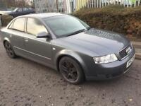 AUTO AUDI A4 1.8 T SPORT LONG MOT JUST SERVICED SERVICE HISTORY