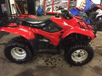Wanted all types of quads farm and race Also motocross bike