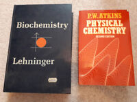 Science Books for Sale