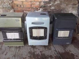 gas heaters choice of 3
