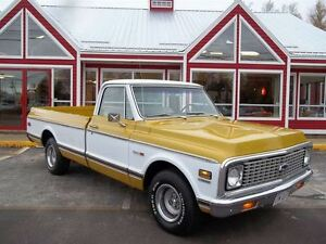 1972 Chevrolet Silverado 1500 C-10 !! ONLY 47,000 MILES SHOWING