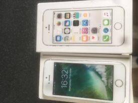 Apple iPhone 5s boxed
