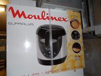 New Moulinex Supralys AKG531 Fryer