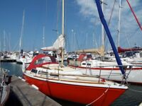 Used, JAGUAR 27 6 BERTH CRUISING YACHT RE-ENGINED £8950 for sale  Killinchy, County Down