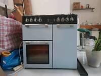 leisure cookmaster range oven hob cooker