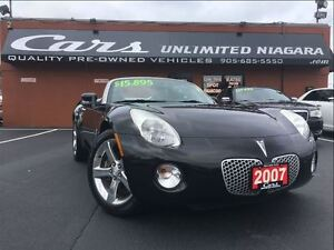2007 Pontiac Solstice | ONLY 29,918 KM | NO ACCIDENTS ...