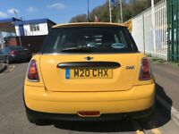 2009 (09 reg) MINI Hatch 1.4 One 3dr Hatchback Petrol 6 Speed Manual