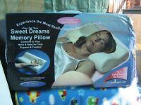 sweet dreams memory pillow