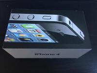 iPhone 4, 8GB, black, unlocked