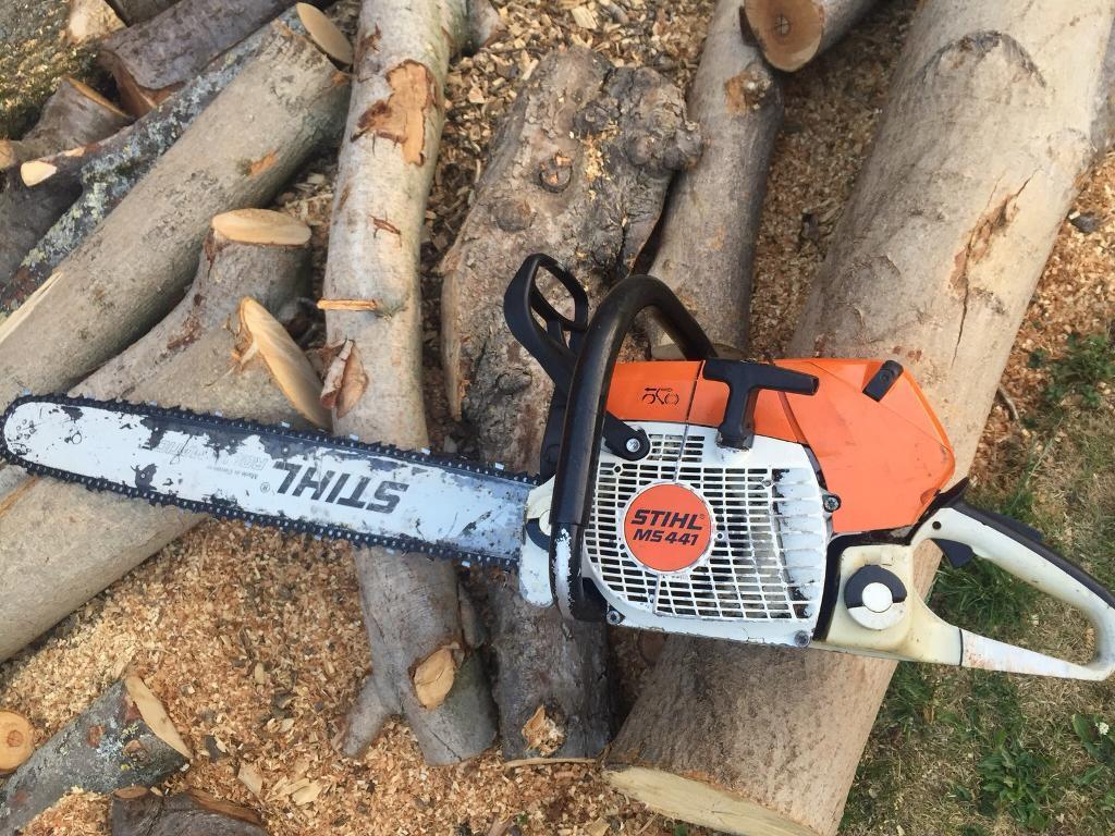 stihl ms 441 chainsaw | in milton keynes, buckinghamshire | gumtree
