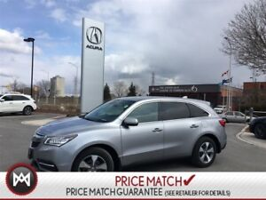 2016 Acura MDX AWD Leather roof 7 SEATER LEATHER SUNROOF