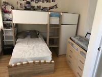 Bunk bed L Shape