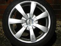O Z Alloy wheels