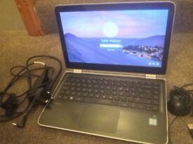 HP Pavillion x360 laptop FLAWLESS