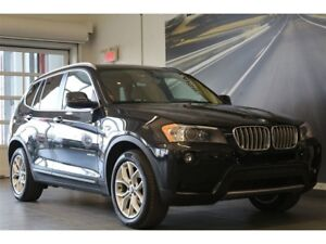 2014 BMW X3 xDrive28i GROUPE DE LUXE, TOIT PANORAMIQUE