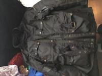 Frank Thomas bike jacket black (XL)