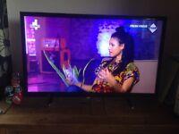 Sony Bravia 40inch smart tv