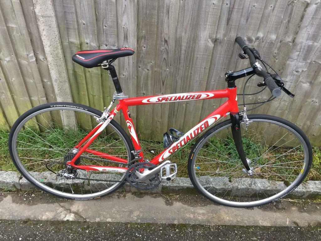 Specialized Columbus Comp Hybrid. Beautiful condition & Very Light, only weighs 8.8kg. Great spec: