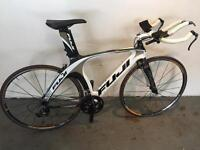 Fuji d6 pro c7 Carbon Road time trial bike