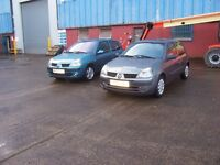 RENAULT CLIO CHEAP LITTLE RUNABOUT