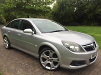 2006 Vauxhall Vectra 2.2i 16v SRi 5dr SATNAV PARKING SENSORS 19inch Snowflake Alloys