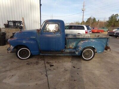 1952 Chevrolet Other Pickups 3100 1952 Chevrolet 3100 Truck BARN FIND Great Truck To Restore LOOK NO RESERVE!! ()