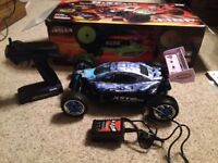 RC Car - 1/10 scale - HSP XSTR Electric Radio Controlled Buggy 2.4Ghz - Pro Brushless Ver.