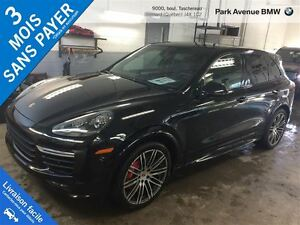 2016 Porsche Cayenne GTS Fully loaded , 48 month lease at 4.79%