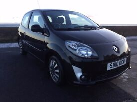 2010 renault twingo extreme 1.2 .3 door hatchback.12 months mot /warranty.cheap insurance