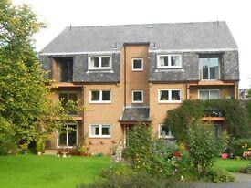Sunny 2 bedroom first floor flat, Dirleton Avenue, North Berwick