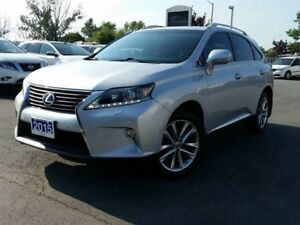 2015 Lexus RX 350 SPORTDESIGN-NAVIGATION-HEATED AND COOLED SEATS