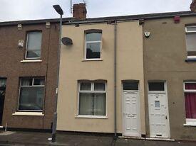 Attractive 2 bedroom terraced house Brafferton Street, Hartlepool