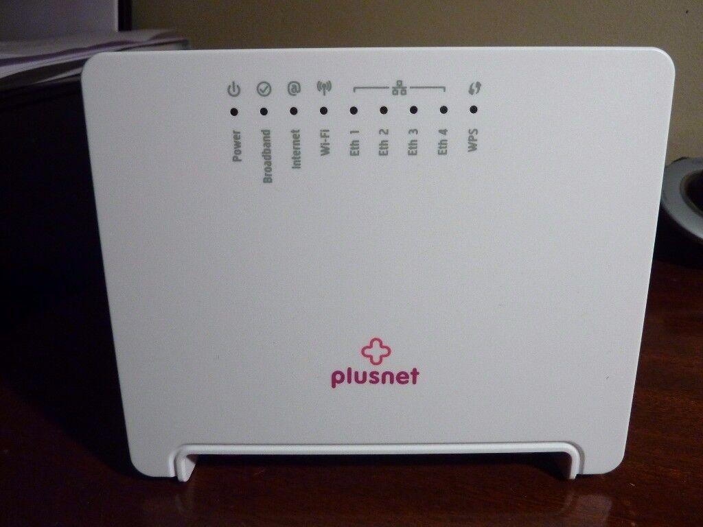 Plusnet Sagemcom router for sale.