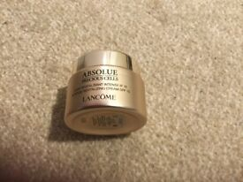 Lancôme face cream ( 15ml )