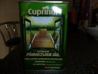 Teak Oil - Cuprinol - Brand New and Unopened