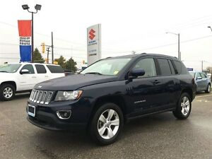 2015 Jeep Compass Sport/North ~Nav ~P/H/Leather ~P/Sunroof