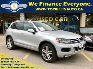 2012 Volkswagen Touareg 3.6L Highline, Navi, Panoramic Roof