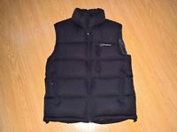 Men's Berghaus Gilet Medium Black