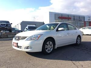2011 Nissan Altima 2.5 S Heated leather seats, Bose sound system