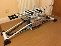Skier's Edge - Ski Fitness Machine