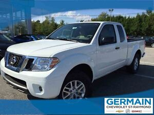 2016 NISSAN FRONTIER 4WD KING CAB SV