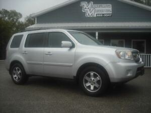 2009 Honda Pilot TOURING ALL WHEEL DRIVE!