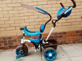 Little Tikes 4 in 1 Trike (blue)