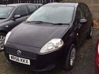 SPOTLESS!!! 2006 FIAT PUNTO GRANDE 5DR 1.2 - LONG MOT - SERVICE HISTORY - EXCELLENT CONDITION