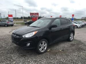 2012 Hyundai Tucson GLS - NEW WINTER TIRE PACKAGE INCLUDED