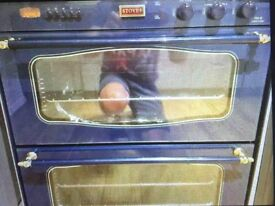 Stoves double oven and grill in excellent condition