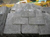 Reclaimed Quality welsh roofing slates 20p each lots of sizes available
