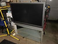 "50"" SONY TV with stand"