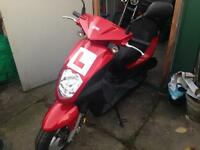 SYM Symply 50 50cc moped